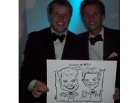 WEDDING/PARTY CARICATURIST ENTERTAINER
