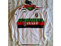 RARE Glentoran 2007/08 (Home) Football Shirt (Special 125th Anniversary Edition) (Large)