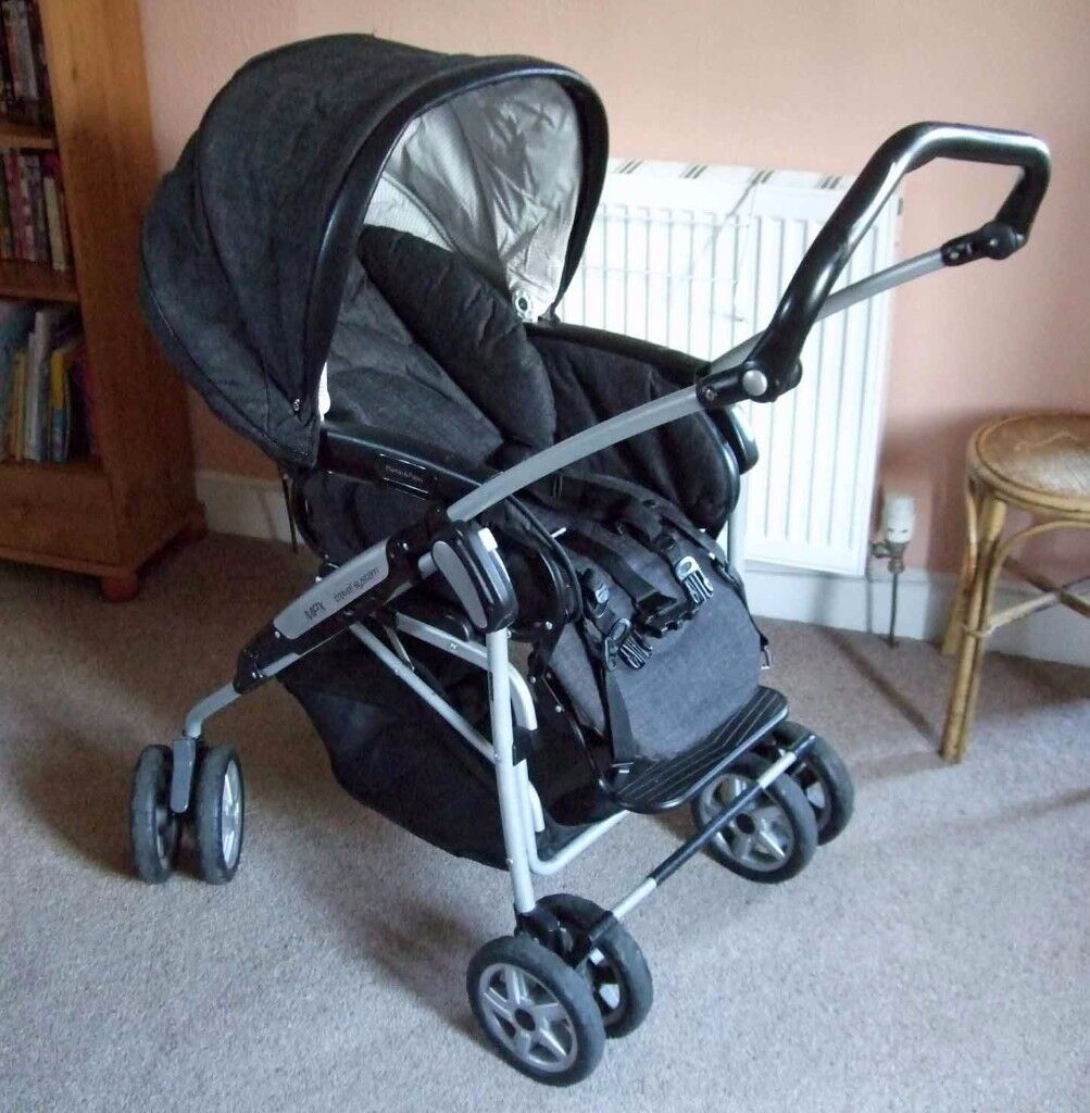 Mamas and Papas MPX Chassis Travel System