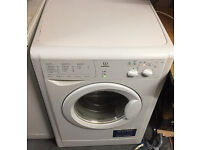 Indesit WIB111 Washing Machine White Free Standing Under Counter Washer