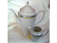 apulum fine porcelain coffee pot