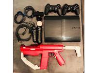 Playstation 3 Slim 500GB BIG bundle