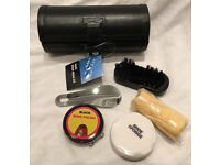 SHOE SHINE KIT - HOME WORK TRAVEL BRAND NEW WITH TAGS
