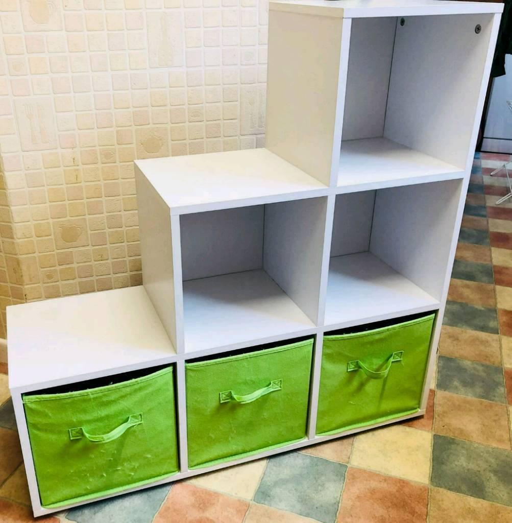 Children S Bedroom Storage Unit