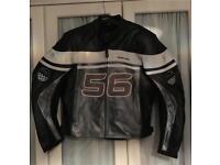 Richa route 56 jacket size UK44