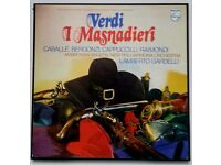 Opera Box Set - VERDI I Masnadieri - Philips 6703 064