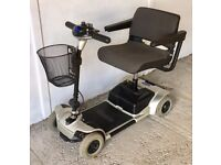 Road Knight Micron small travel mobility scooter