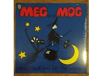 Meg and Mog 10 picture books brand New