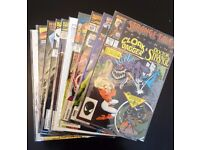 Grab bag of 10 collectible comic books. No repeats all in VG+ TO Mint condition.