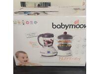 Babymoov food processor NEW