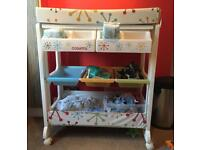 Cosatto easi peasi changing table