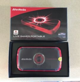 AverMedia game capture devices x2