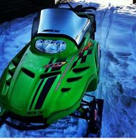 700 ZR Arctic Cat For Sale Or Trade.