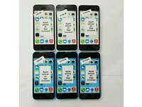Brand New Apple Iphone 5c 8gb-16gb-32gb Unlocked Open To All Networks All Colours Available