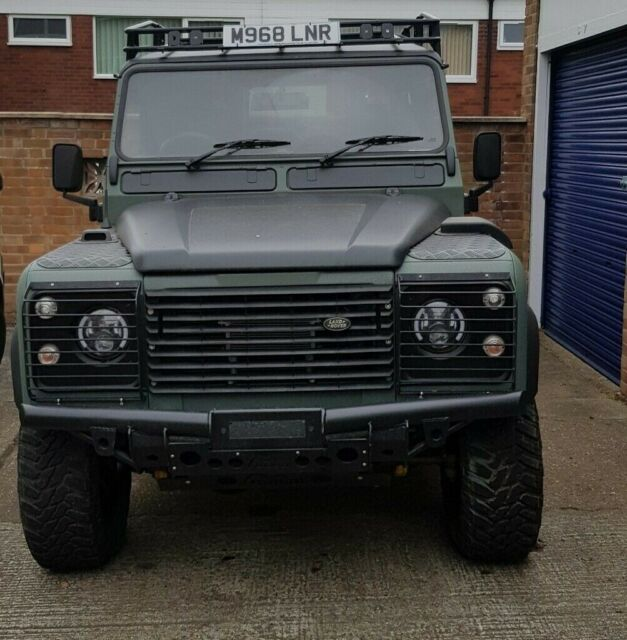 Land Rover Defender 110 Expedition build | in East London, London | Gumtree