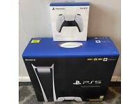 PlayStation 5 PS5 Digital - Brand New and Sealed