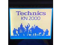 Technics KN 2000 Electronic Keyboard - Excellent Condition!