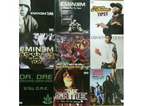 Rap LP singles collection (various)