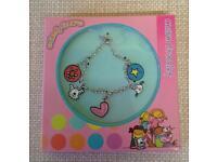 NEW Candy Crew Charm Bracelet