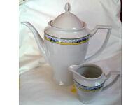 apulum fine porcelain coffee pot