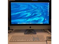 Apple iMac, 27 inch display, Mid 2010, 2.8GHz Intel Core i5, 4GB 1333MHz DDR3, 1TB HD