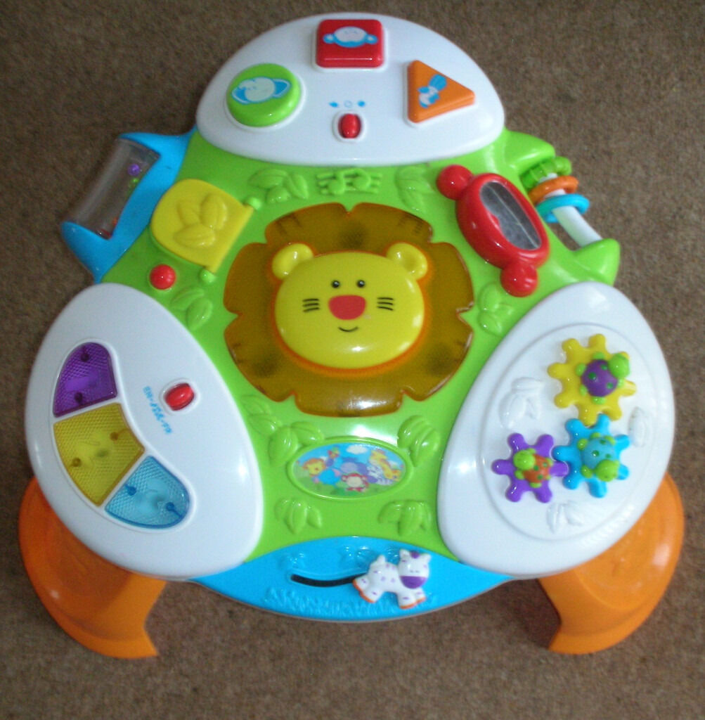 Activity Table Toys 106