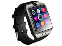 Large and curve screen Bluetooth smart watch brand new in box