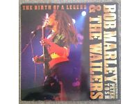 Bob Marley and the Wailers Peter Tosh Birth of a Legend album LP vinyl Record