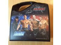WWE Lunch Box £4 Bargain!