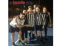 Looking for individuals for our Battersea 5-a-side league