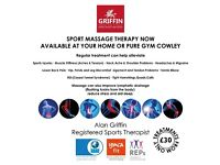 Sports Massage Therapist (Deep Tissue) Therapy