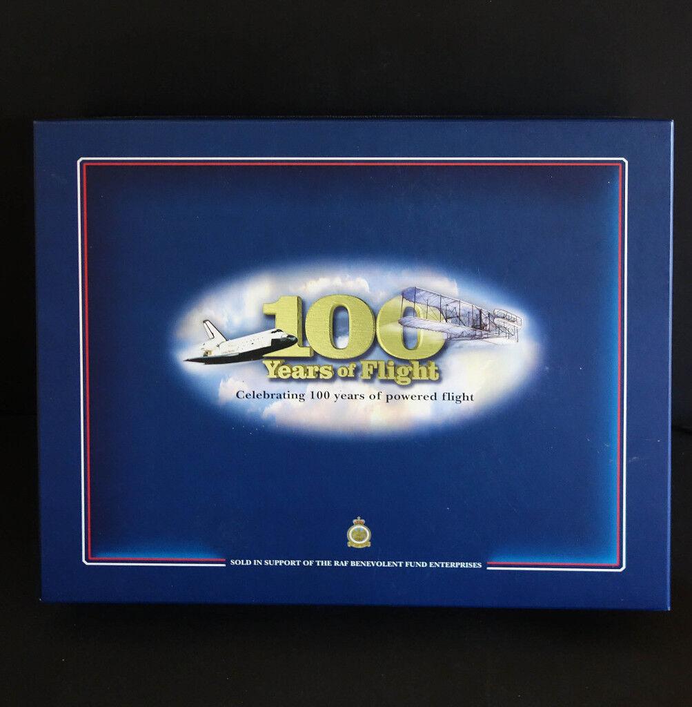 CORGI - 100 YEARS OF FLIGHT - UNOPENED IN ITS BOX