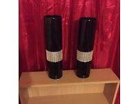 X2 large vases