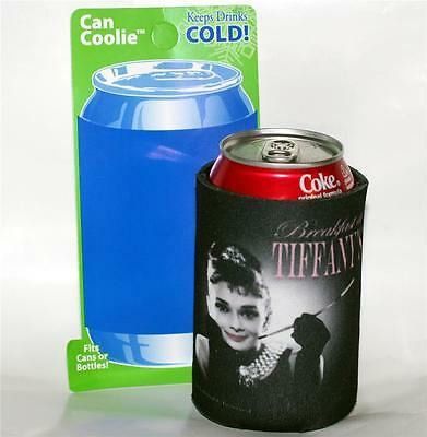 AUDREY HEPBURN Breakfast at Tiffany Star CAN KOOZIE COOLIE HOLDER COOLER - Breakfast At Tiffanys Star