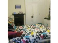 Large double room with lots of storage space available!