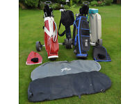 Golf Clubs, Golf Bags, Golf Travel Bags and Trolleys