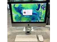 "Apple iMac Late-2015 21.5"" Retina 4k, 3.1GHz Intel Core i5, 8GB RAM, Immaculate condition"