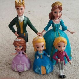 Sofia the First family set