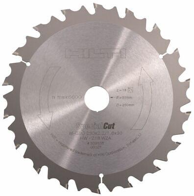 Hilti Disco Sierra Circular Scb Ws FT 230X30 Z18/2070231