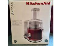 Kitchenaid Artisan centrifugal juicer. New, unused, in box. Less than half price.