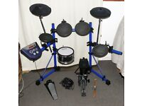 ROLAND TD-6 kit & extras - mesh snare - vex pack - pedal - Refurbished electronic drum kit