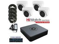 Hikvision CCTV 4 CAMERA KIT