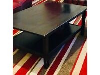 Coffee Table/Large/Black