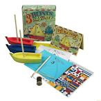 TIP Modelschip Three Boats in a Box Kit