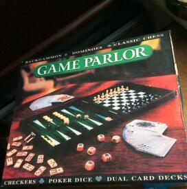 Game Parlour Compendium of games