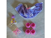 Vintage My Little Pony G1 Outfit - Party