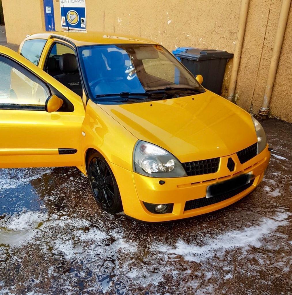 Liquid yellow Clio 182