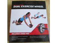 New Gallant dual exercise wheel. Abs wheel roller.