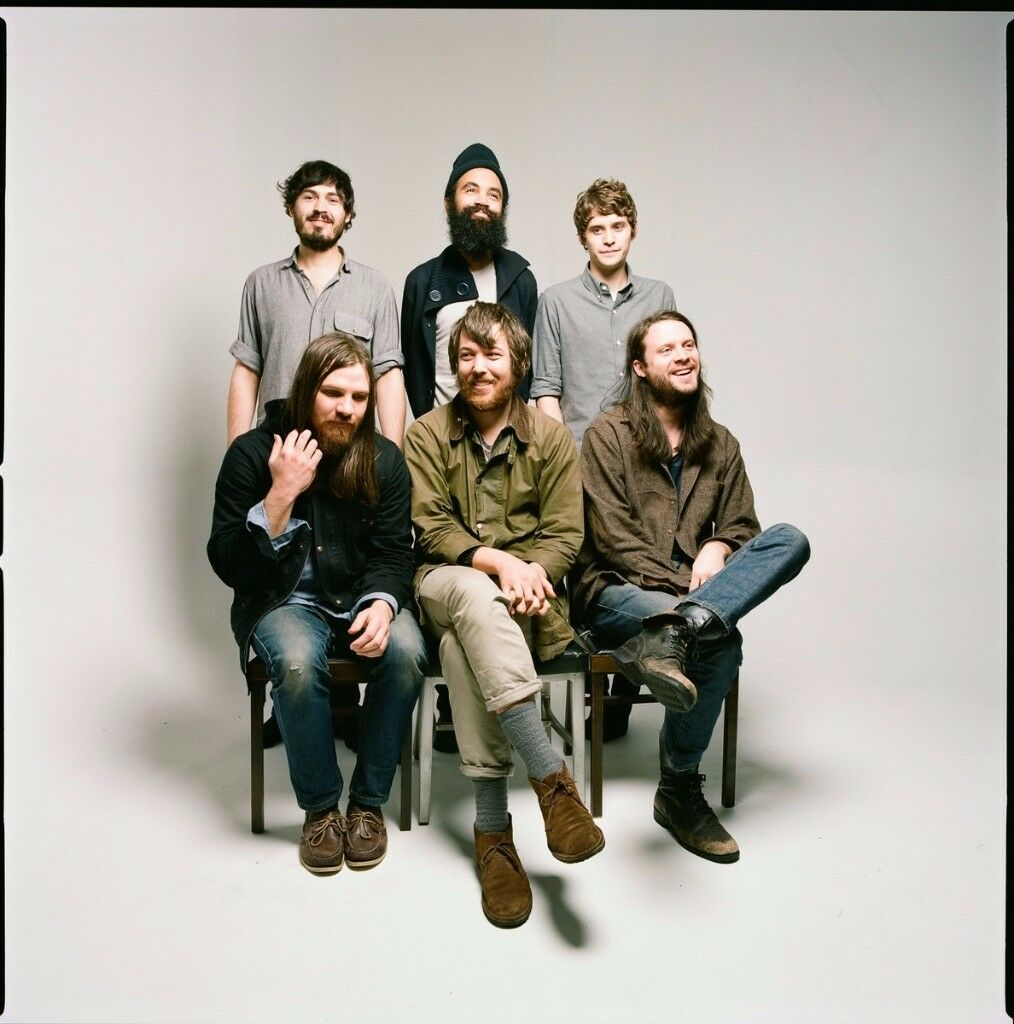 FLEET FOXES - DOWNSTAIRS STANDING - O2 ACADEMY BRIXTON - SUN 26/11!