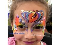 Face painting. Face painter for children parties and corporate events